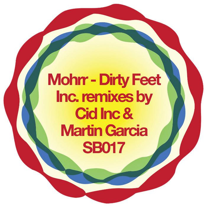 MOHRR - Dirty Feet