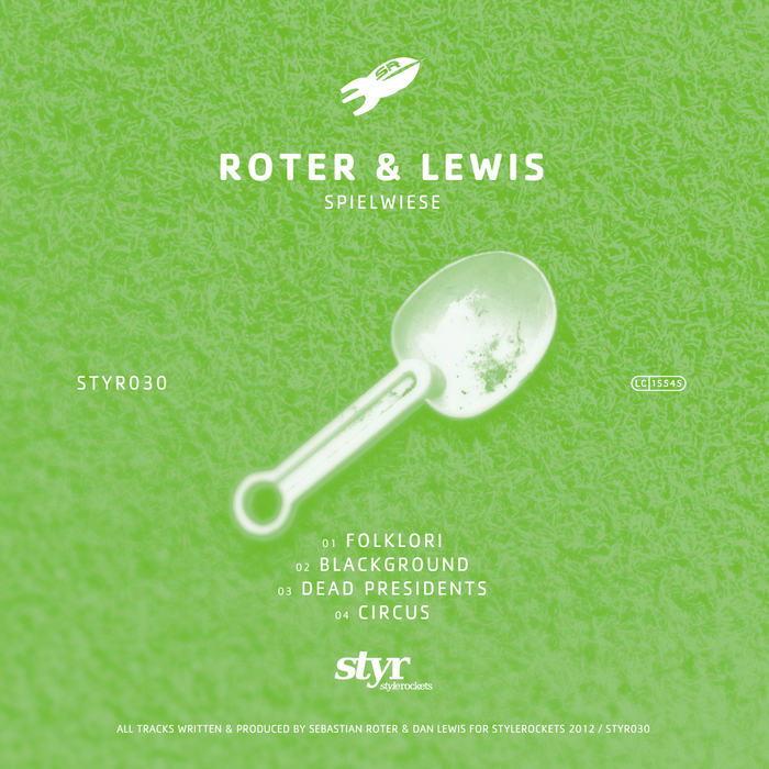 ROTER & LEWIS - Spielwiese