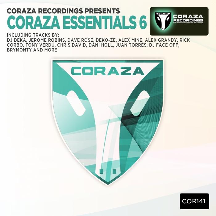 DJ DEKA/VARIOUS - Coraza Essentials Vol 6