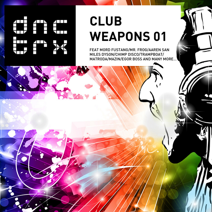 VARIOUS - Club Weapons 01