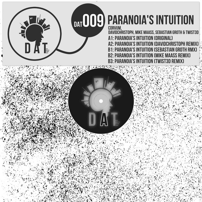 CORVUM - Paranoia's Intuition (remixes)