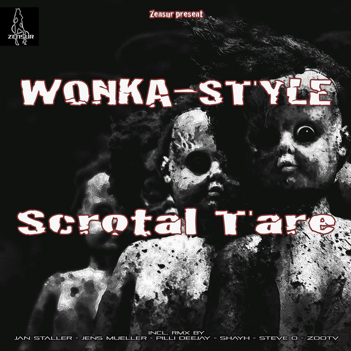 WONKA STYLE - Scrotal Tare