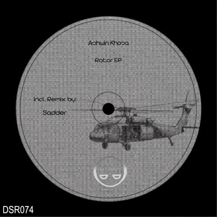 KHOSA, Ashwin - Rotor EP