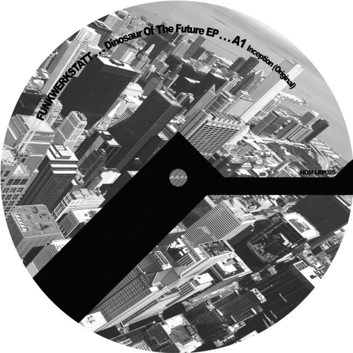FUNKWERKSTATT - Dinosaur Of The Future EP