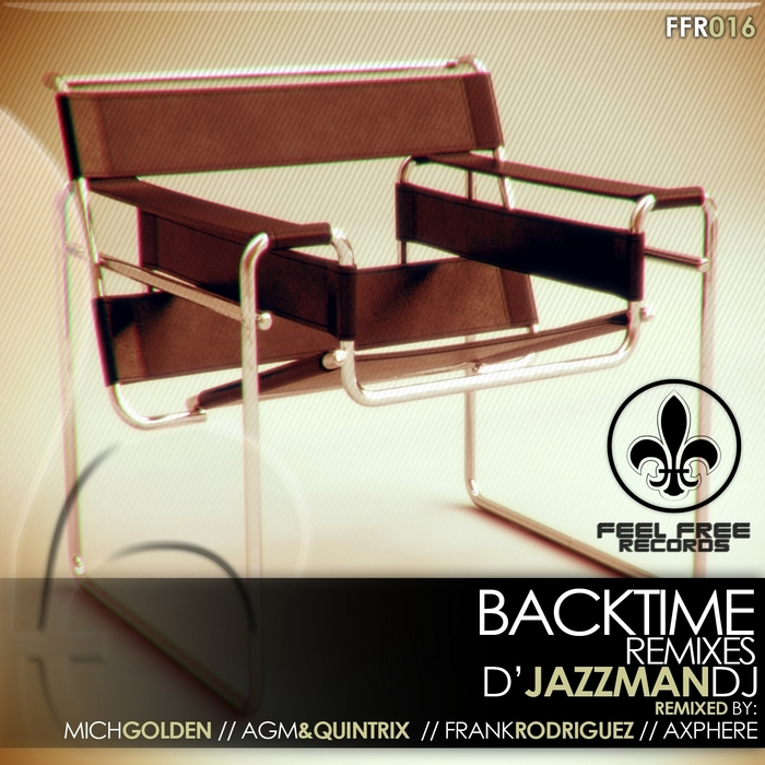 D'JAZZMANDJ - Backtime (remixes)