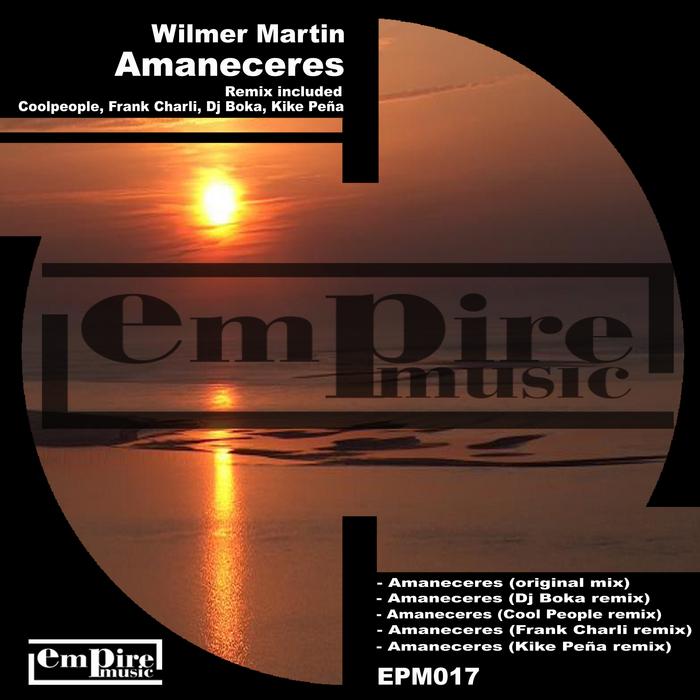 MARTIN, Wilmer - Amaneceres