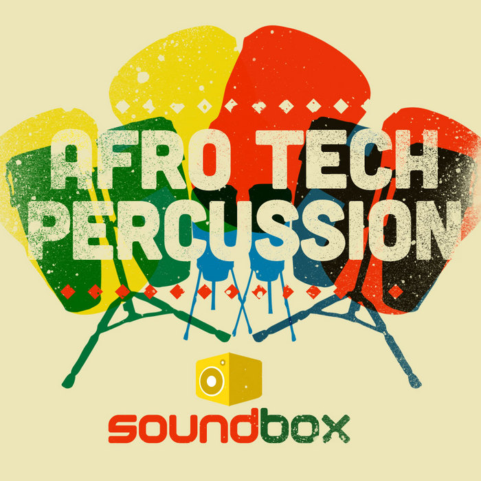Soundbox afro tech percussion sample pack wav at juno for Classic house sample pack