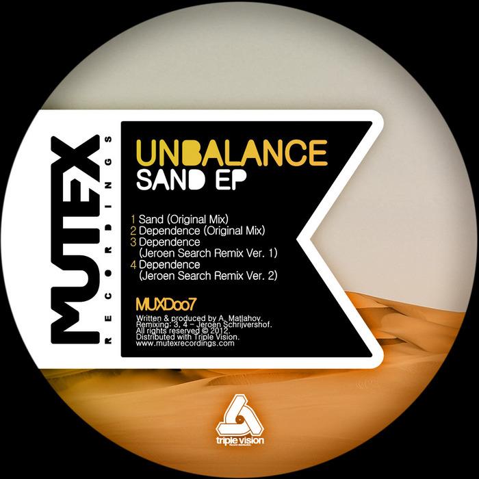UNBALANCE - Sand EP