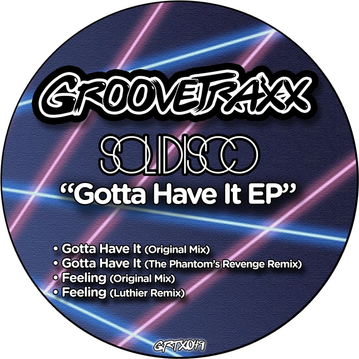 SOLIDISCO - Gotta Have It EP