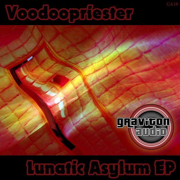 VOODOOPRIESTER - Lunatic Asylum EP