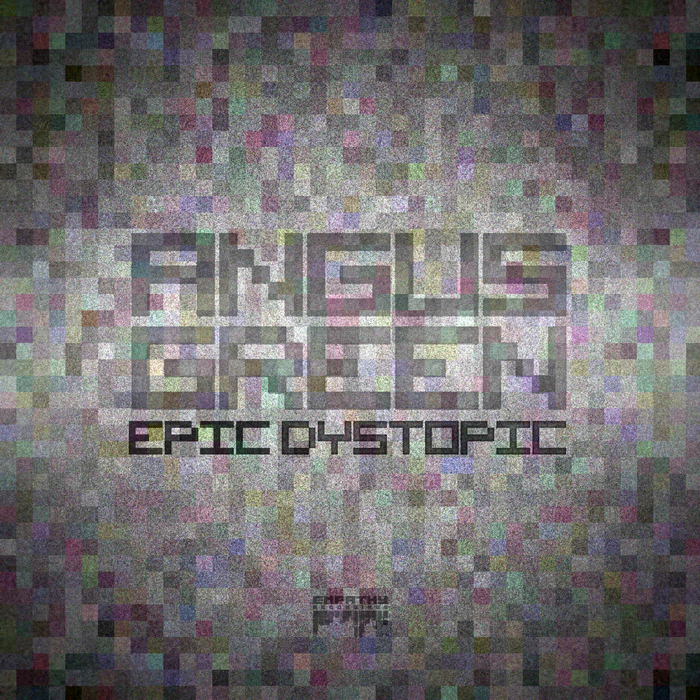 GREEN, Angus - Epic Dystopic