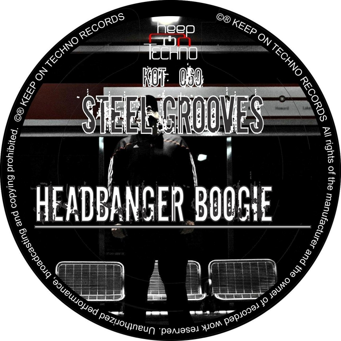 STEEL GROOVES - Headbanger Boogie