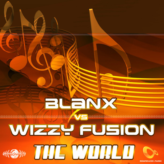 WIZZY FUSION - The World