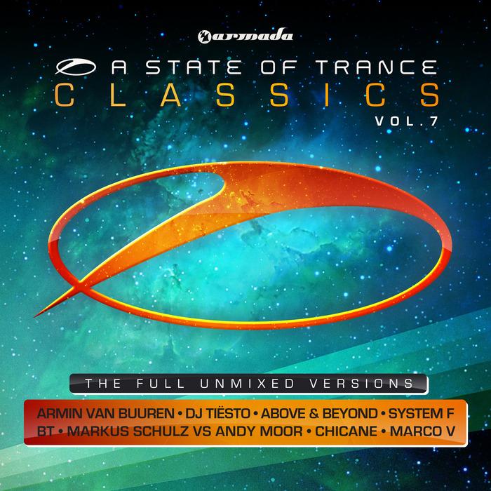 BUUREN, Armin Van/VARIOUS - A State Of Trance Classics Vol 7