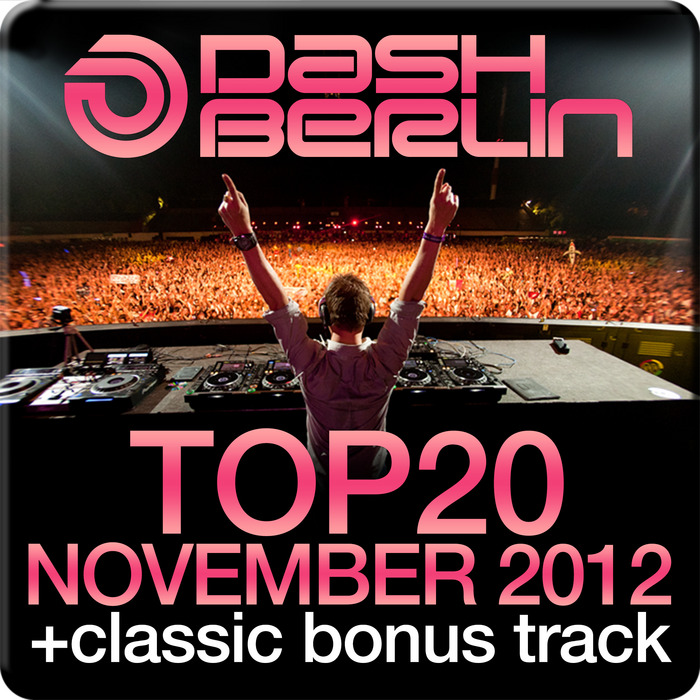 VARIOUS - Dash Berlin Top 20 November 2012