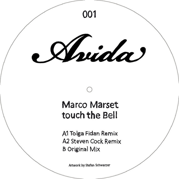 MARSET, Marco - Touch The Bell