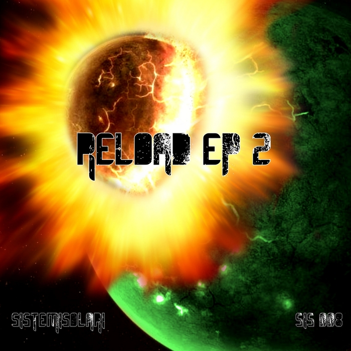 GROUNDBEAT/DJ MARK BASS/DJ FOLE/LABORATORIO SPAZIALE - Reloaded Vol 2 EP
