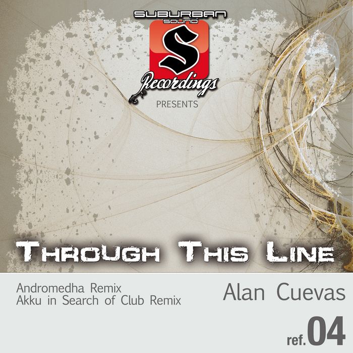 CUEVAS, Alan - Through This Line