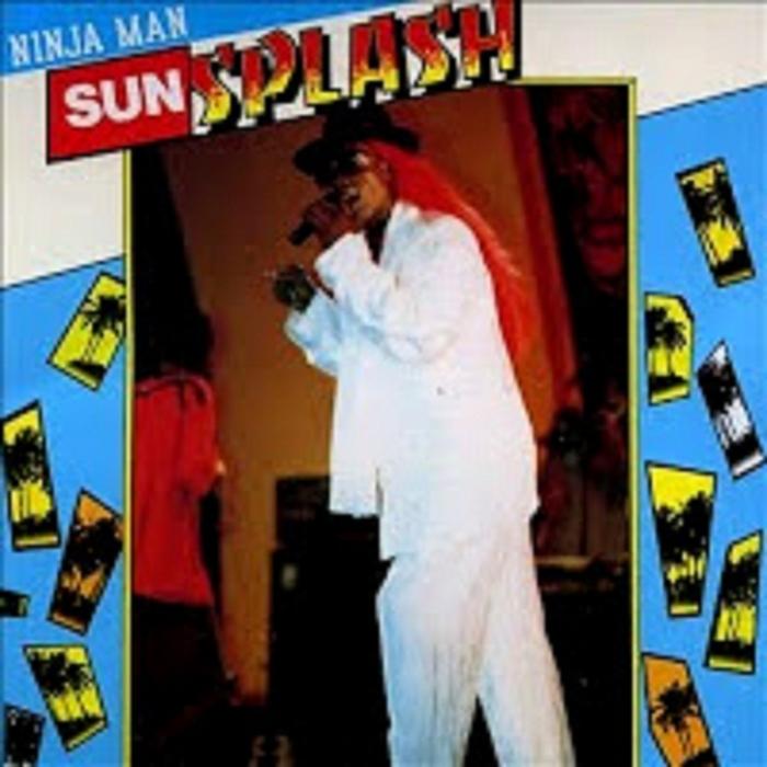 NINJA MAN - Sunsplash