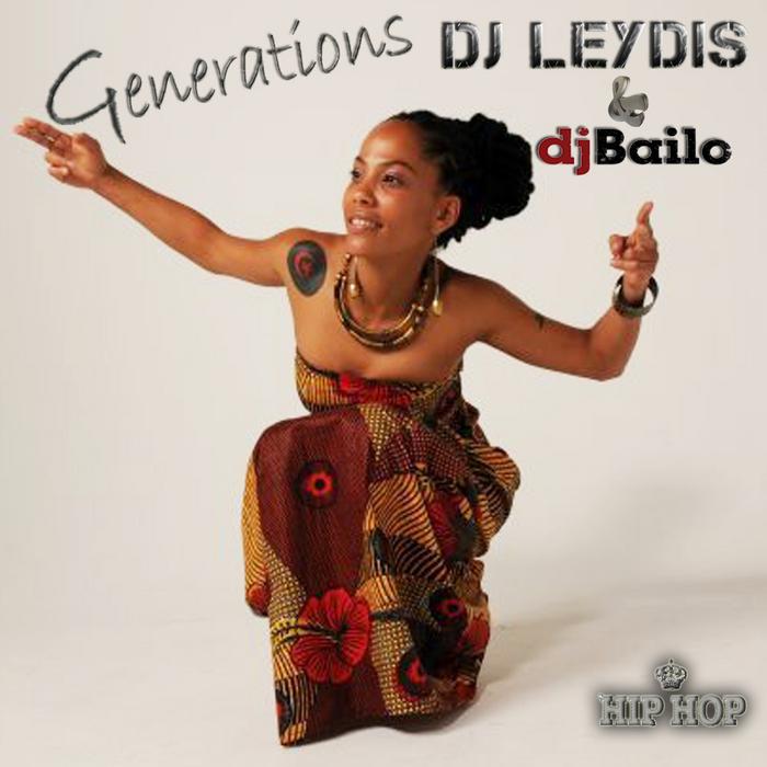 DJ BAILO/DJ LEIDYS - Generations