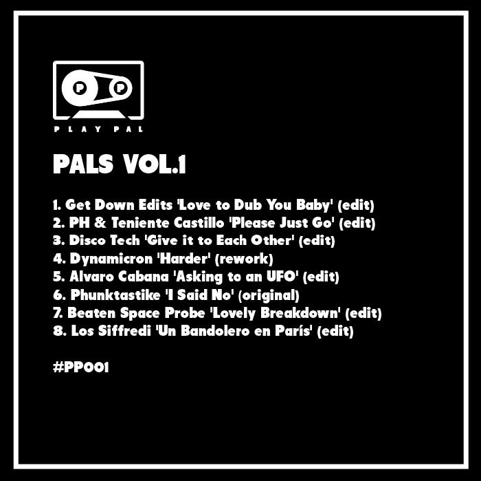 VARIOUS - Pals Vol 1