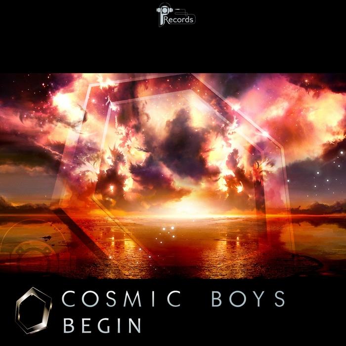 COSMIC BOYS - Begin