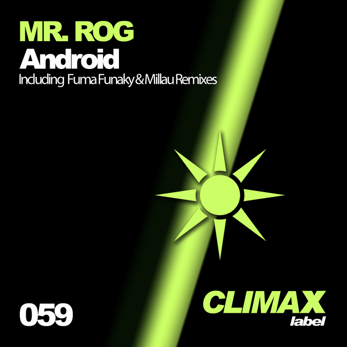 MR ROG - Android