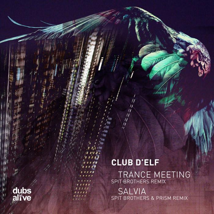 CLUB DELF - The Club d'Elf (remixes)