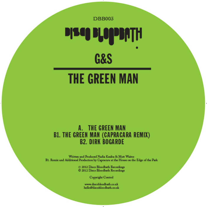 G&S - The Green Man