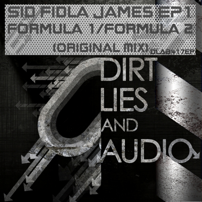 JAMES, Sid Fidla - Formula 1 EP