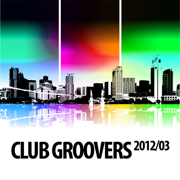 VARIOUS - Club Groovers 2012-03