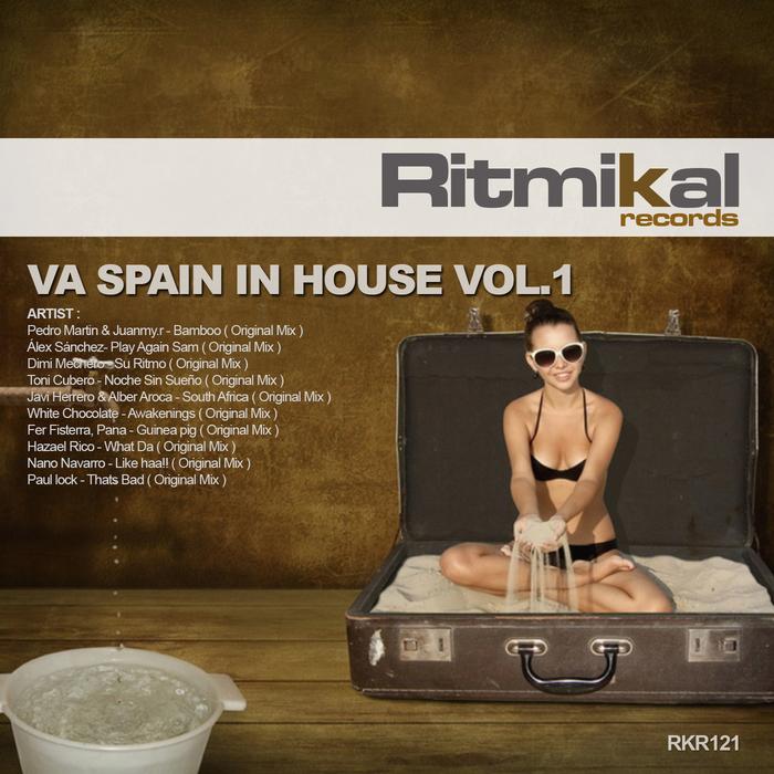 VARIOUS - VA Spain In House Vol 1