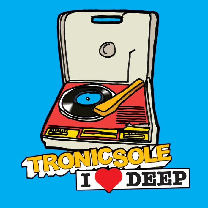 VARIOUS - Tronicsole: I Heart Deep (Blue)