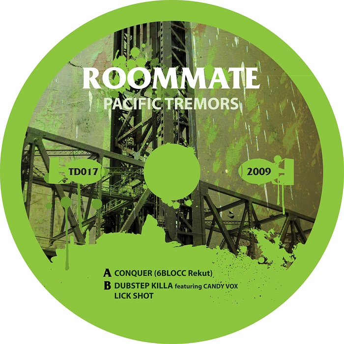 ROOMMATE - Pacific Tremors