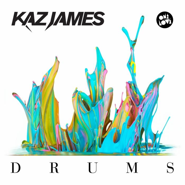 JAMES, Kaz - Drums