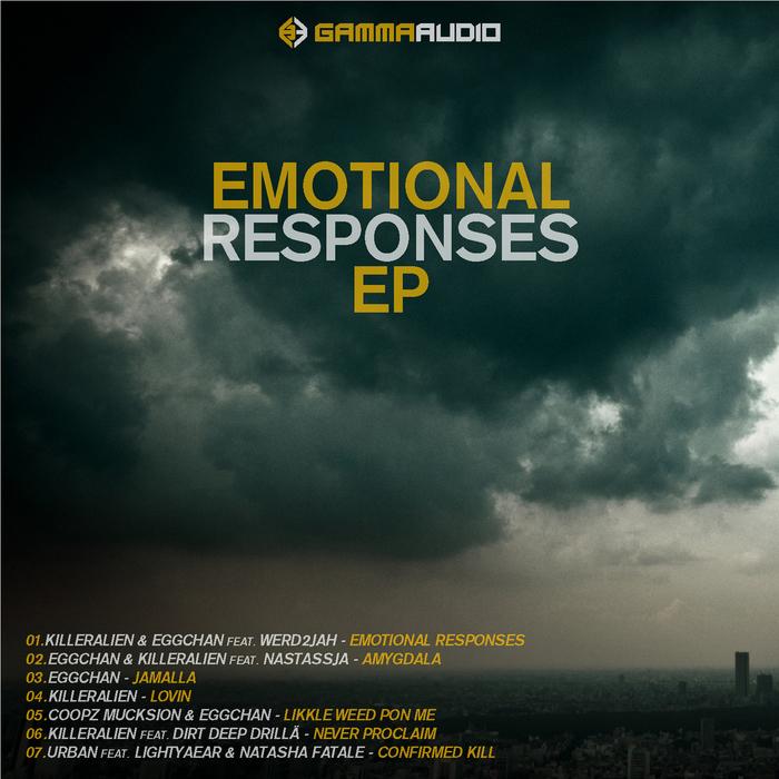VARIOUS - Emotional Responses EP