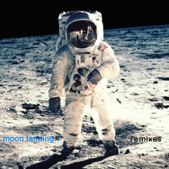 007 AGENT AKA THE BIG MOUNTAIN - Moon Landing remixes
