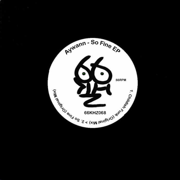 AYWANN - So Fine EP