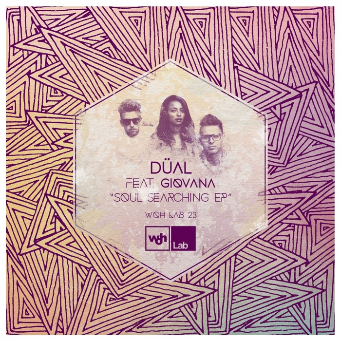 DUAL feat GIOVANA - Soul Searching EP