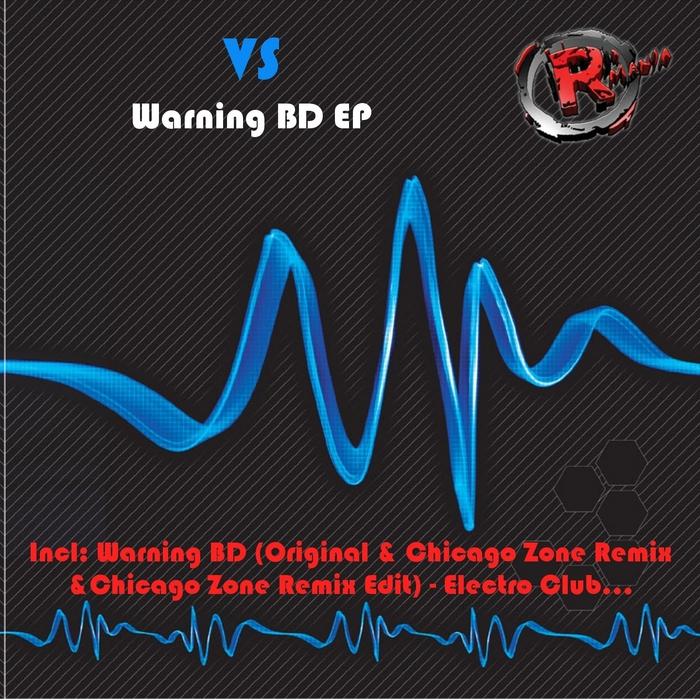 VS - Warning BD EP