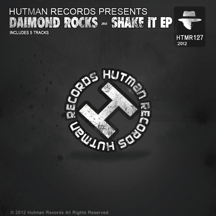 DAIMOND ROCKS - Shake It EP