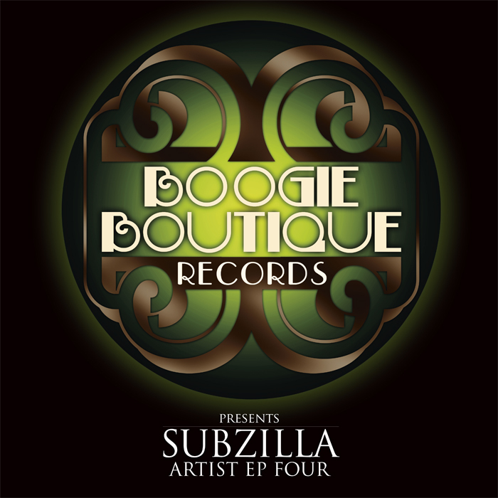 SUBZILLA - Artist EP Four