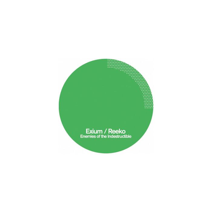 EXIUM/REEKO - Enemies Of The Indestructible EP