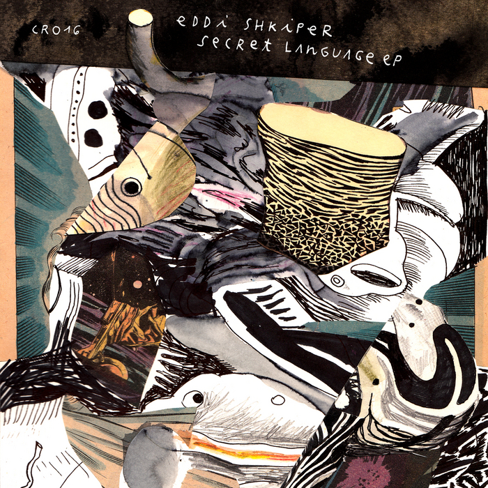 SHKIPER, Eddi - Secret Language EP