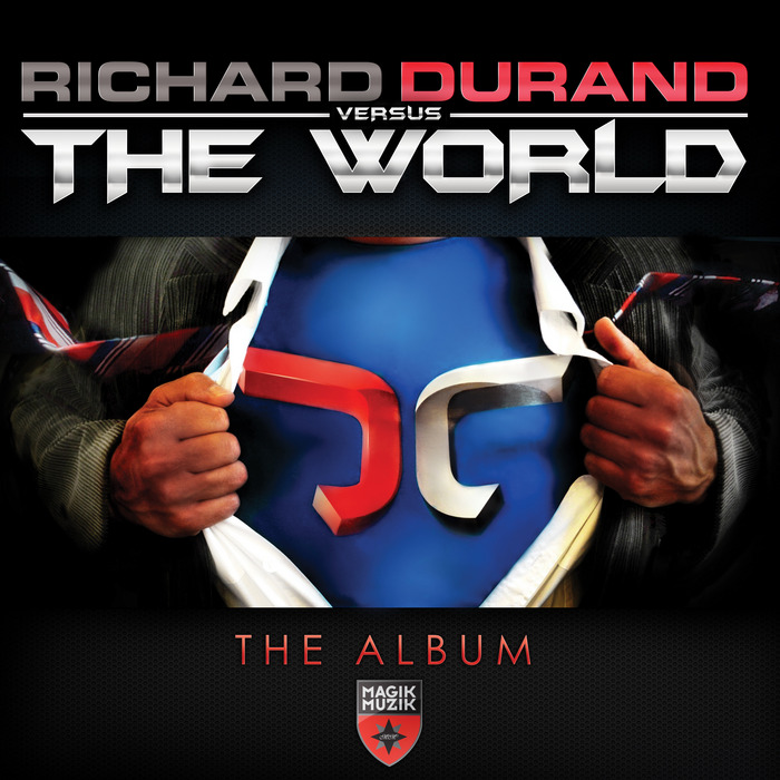 DURAND, Richard - Richard Durand Vs The World