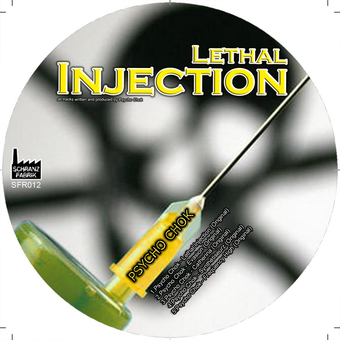 PSYCHO CHOK - Lethal Injection
