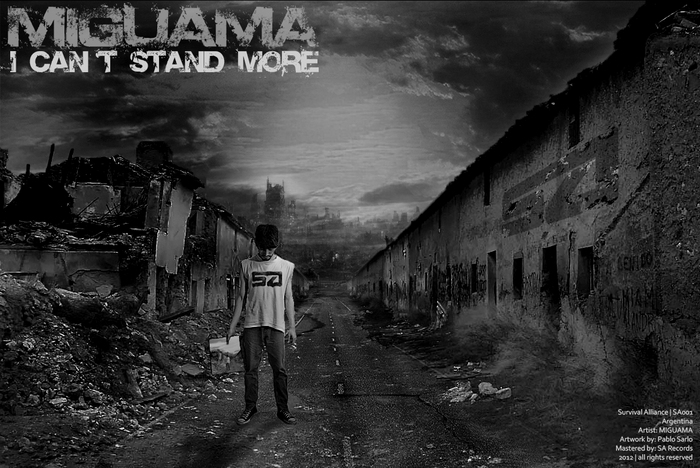 MIGUAMA - I Can't Stand More EP