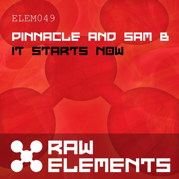 PINNACLE & SAM B - It Starts Now