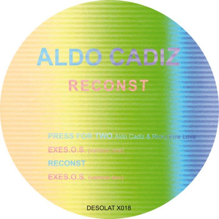 CADIZ, Aldo - Reconst