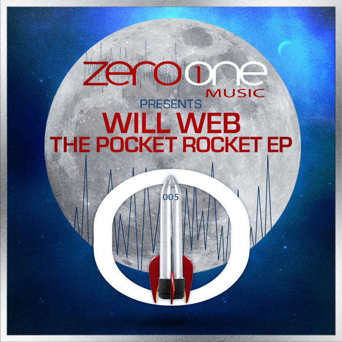 WEB, Will - The Pocket Rocket EP